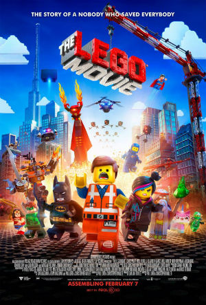 Lego Movie Poster Review